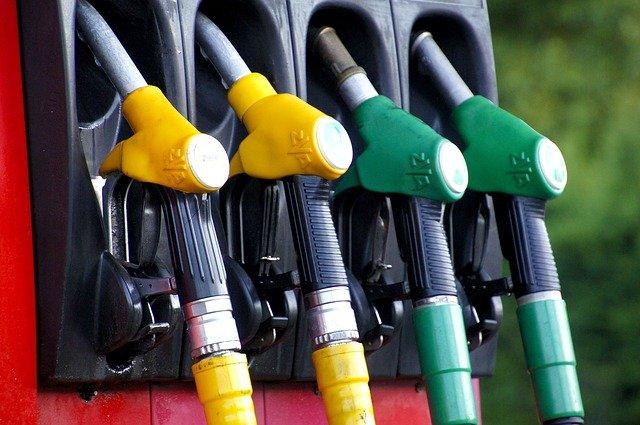 hadice benzinové pumpy