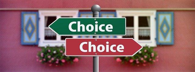možnost volby