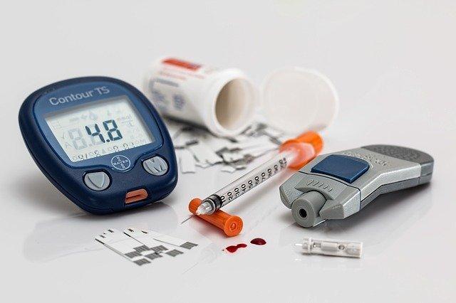 vysoká hladina cukru v krvi