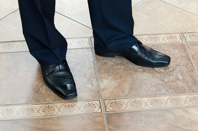 boty k obleku