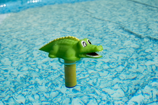 Když už jste si pořídili bazén, sehnat si teploměr je maličkost