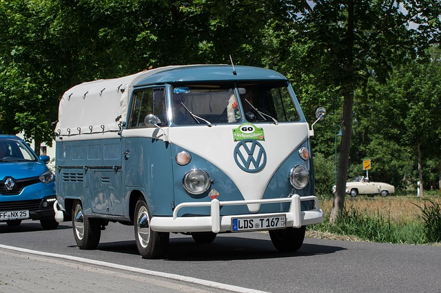 nejznámější VW