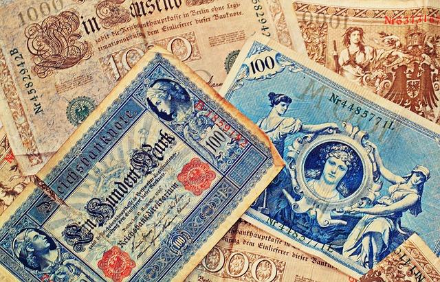 Historie peněz